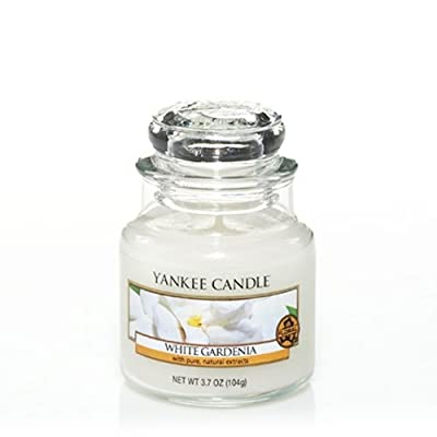 Yankee Candle - White Gardenia - 37oz Small Housewarmer Jar - For 2012 from Yankee Candle
