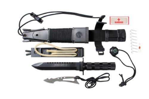 Survival Knife Kit
