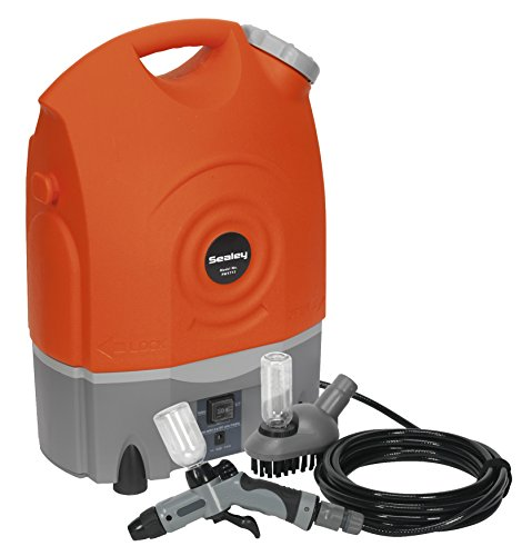 Sealey PW1712 12V Pressure Washer Rechargeable