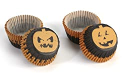 Martha Stewart Crafts Classic Halloween Mini Cupcake Wrappers