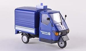 Amazon.com: Piaggio Ape 50 box wagon, THW, Model Car
