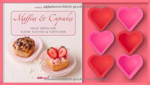 muffins-cupcakes-set-neue-ideen-fur-kleine-kuchen-tortchen-buch-mit-silikonformchen