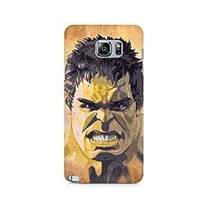 Ebby Hulk Premium Printed Case For Samsung Note 5
