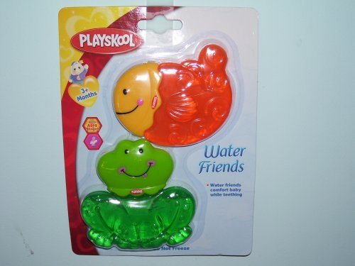 Playskool Water Friends Teethers - 1