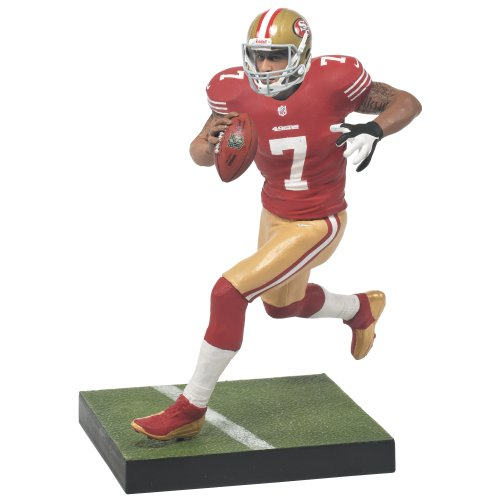 McFarlane Toys NFL Series 33 Colin Kaepernick Figure at Amazon.com