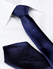 Limited Collection Tie with Handkerchief