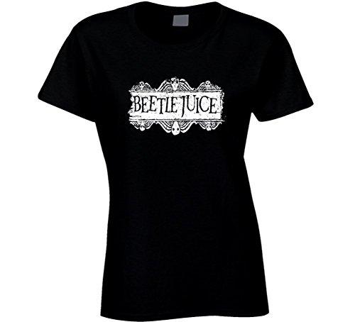Sunshine T Shirts Beetlejuice Movie Tee - Black - S to XXL