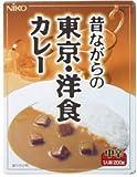 昔ながらの東京・洋食カレー 中辛 200g