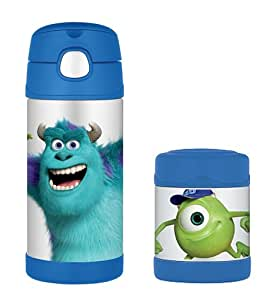 Monsters University Thermos Funtainer & Food Jar