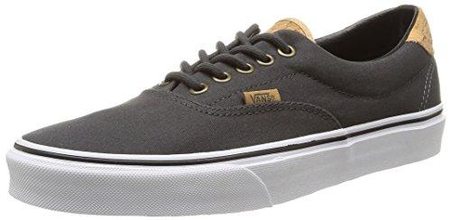 Vans Era 59 Men's Skateboarding Shoes - (Cork Twill) Dark Shadow (10.5)