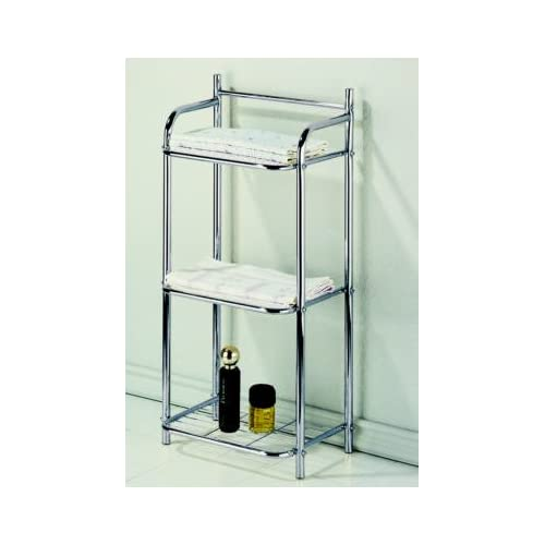 Unique This Classic Linen Tower Will Complement Any Bathroom Decor Found By BiancaWeberable218 Bathroom Storage Tower  3 Tier Wire Rack Provides Convenient Storage Space For Towels &amp Toiletries  ON SALE! Perfectly Organize
