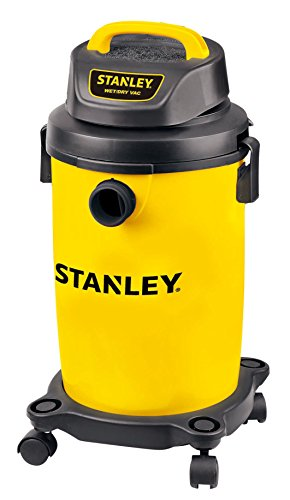 Stanley Wet/Dry Vacuum, 4.5 Gallon, 4 Horsepower (Cordless Flexible Vac compare prices)