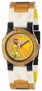 LEGO Kids' 9002960 Star Wars C3PO Watch