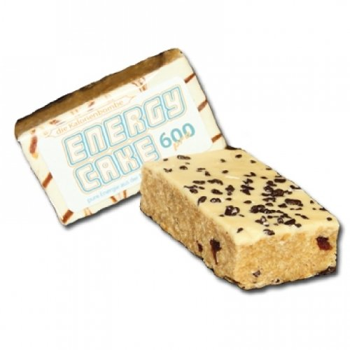 E.L.F Energy Cake - die Nährstoffbombe mit mehr als 500 kcal - Mix Box 24x125g, 1er Pack (1 x 3 kg)