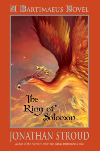 Cover of Bartimaeus: The Ring of Solomon (A Bartimaeus Novel)