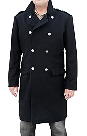 BontonWear Official Torchwood Dr WHO Captain Jack Harkness Replica Coat (MEDIUM)