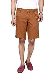 Hammock Solid Mens Chino Shorts(H21A06J51134)