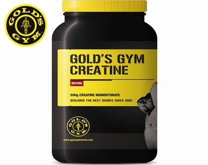 Gold's Gym Creatine Powder - 500g