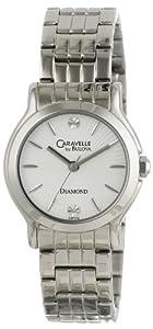 Caravelle by Bulova Women's 43P109  Round Bracelet Watch