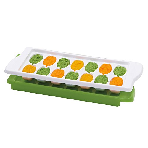 OXO Tot Baby Food Freezer Tray with Protective Cover (Babies Food compare prices)