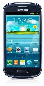 Samsung Galaxy S3 mini GT-I8190 Smartphone Android 4.1 GSM/HSPA+ 8Go Bluetooth Wifi Bleu métallique