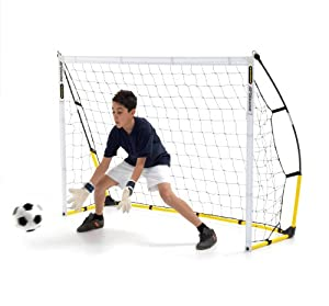 Quick Play Sport Kickster Cage de football portable 180 x 120 cm