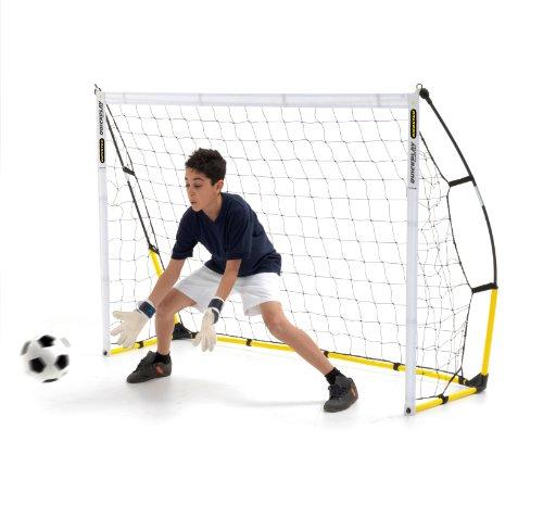 Quick Play Sport, Porta da calcio portatile, Multicolore (mehrfabig), 1,8 x 1,2 m
