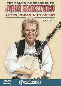 the-banjo-according-to-john-hartford-licks-ideas-and-music-lesson-one