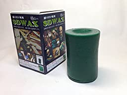 SOLID DESIGN SDWax Exclusive Use For Engraving Arrangements(Green)