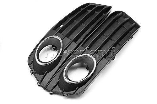 bulkcosts (TM) 2015New Car Front Bumper Strand Cover non-sline für Nebelscheinwerfer für Audi A4B8A4L 2009201020112012C20