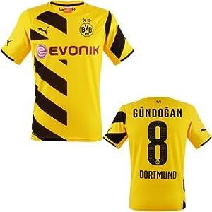 BVB Gündogan À domicile en 2015, S