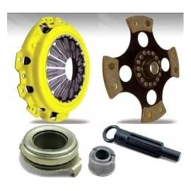 ACT HA3-HDR4 Heavy Duty Clutch Kit 4 Puck Solid (R4) 1997-1999 Acura CL
