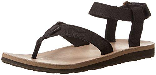 Teva-Original-Sandal-LTR-Diam-Ws-Damen-Sport-Outdoor-Sandalen-Schwarz-513-black-41-EU-8-Damen-UK