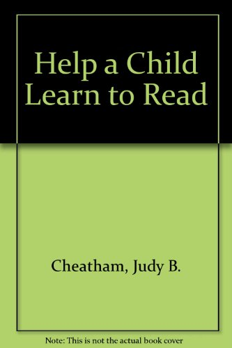Help a Child Learn to Read