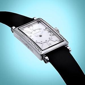 [ティファニー]Tiffany&Co. 腕時計 Gallery シルバー文字盤 ダイヤモンド Z3000.10.10E21C68A レディース 【並行輸入品】