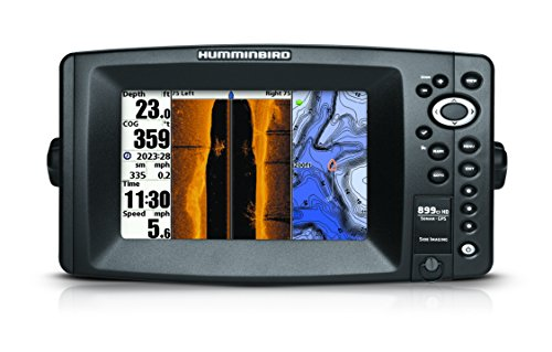 Humminbird 409150-1 HD SI Color Fish Finder