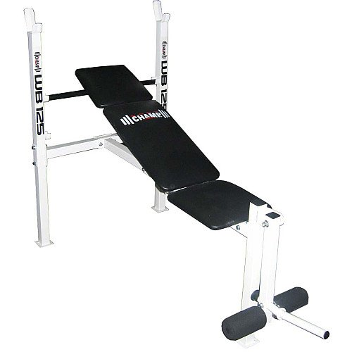 Body Champ Standard Weight Bench
