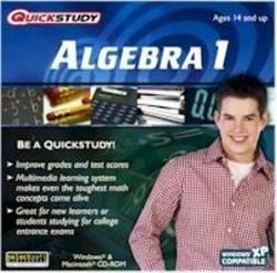 QuickStudy Algebra 1