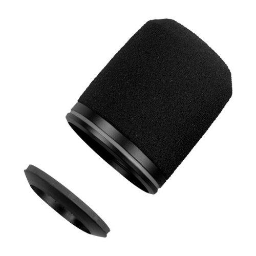 Shure A57Aws - Locking Foam Windscreen For Beta 57 And Beta 57A (Black)