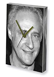 BRENT SPINER - Canvas Clock (LARGE A3 - Signed by the Artist) #js001