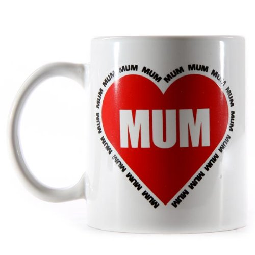 Mug in Gift Box, Mum