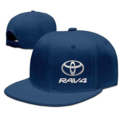 t-ukco-toyota-rav4-unisex-fashion-adjustable-baseball-cap-hat-navy