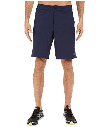 North Face pantaloncini M chilowatt, 0715752822076, Uomo, Shorts M Kilowatt, Cosmic Blue/Macaw Green, 46
