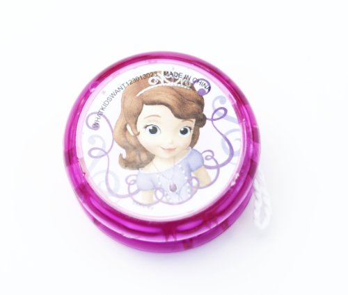 What Kids Want Inc. Disney Licensed Yo-Yo Spinner - Colors Vary - 1