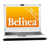 "Belinea o.book 4 (12,1 Zoll WXGA ,Intel Core 2 Duo T7100, Intel Graphics Media Accelerator X3100, 3 GB RAM, 320 GB HDD, HD DVD-ROM & DVD+/-RW, Vista Home Premium)von ""Belinea"""