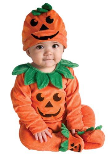 Infant Li'l Pumpkin Onesie 18 Months image