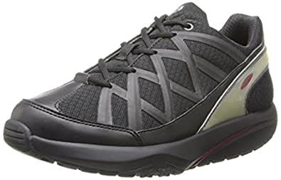 MBT Women's Sport3 Walking Shoe,Black,35 EU/4-4.5 M US