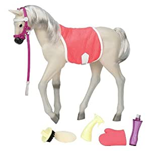 Amazon.com: Our Generation - Mustang Foal - Horse: Toys