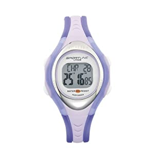 41VqOmrnSyL. SL500 AA300  Sportline 555 Womens Calorie Tracking Fitness Watch