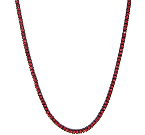 iced-out-red-on-black-1-row-simulated-diamond-chain-necklace-14k-finish-30